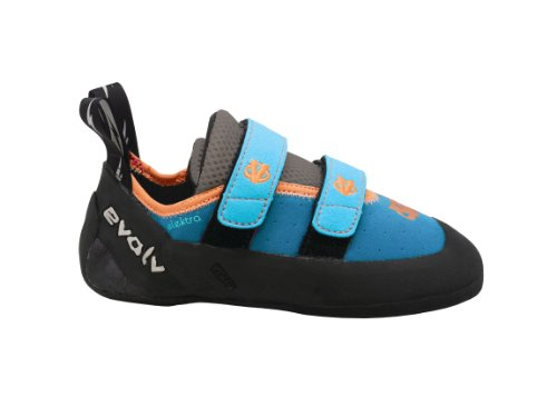 evolv Women's Elektra Climbing Shoes (Teal / 8 M US)