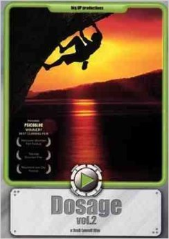 Dosage 2 Rock Climbing DVD