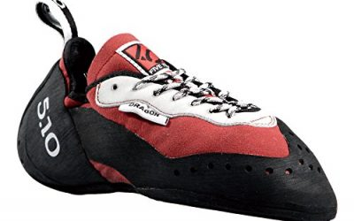 Five Ten Men's Dragon Climbing Shoe,Dragon Red,12 M US