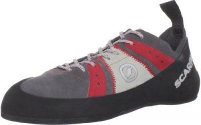 Scarpa Men's Helix Climbing Shoe,Smoke,50 EU/15 M US