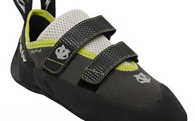 Evolv Defy VTR Climbing Shoe with FREE Climbing DVD ($30 Value) (Men's US 11, New Charcoal)