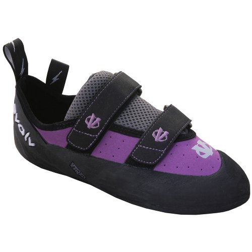 Evolv Women's Elektra VTR Climbing Shoe,Violet,7 M US