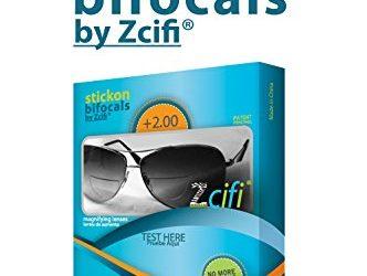 Stick on Bifocals by Zcifi +2.00