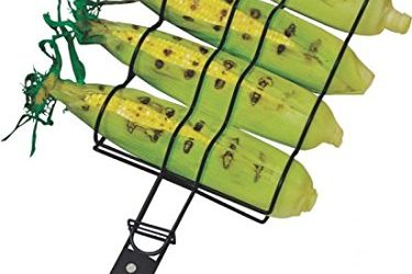Onward Mfg Co 24890 Non-Stick Corn Basket With 6 Picks Non-Stick – Each