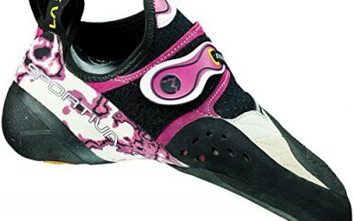 La Sportiva Solution Shoe – Women's White / Pink 37.5