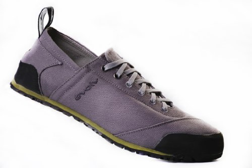 evolv Men's Cruzer Approach Shoe,Slate,11.5 M US