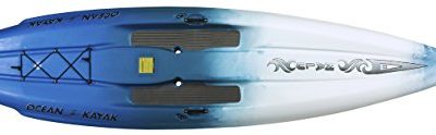 Ocean Kayak Nalu Hybrid Stand-Up-Sit-On-Top Paddleboard, Surf, 11-Feet