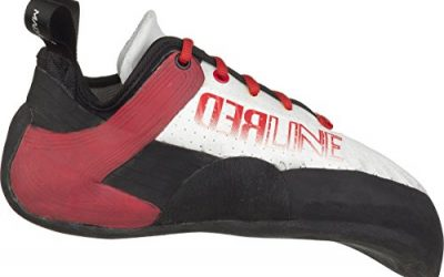 Mad Rock Redline Climbing Shoe – Men's Red/White/Black, 8.0