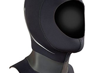 SEAC Men's Ultraflex 5 mm Thick Tekno Hood