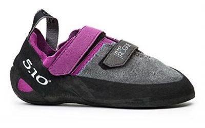 Five Ten Women's Rogue VCS Climbing Shoe,Purple/Charcoal,8.5 M US