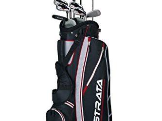 Callaway Men's Strata Complete Golf Club Set with Bag (12-Piece)