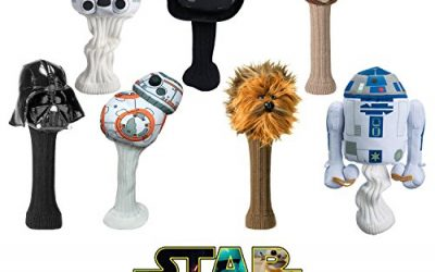 Licensed Star Wars Golf Club Driver Head Cover