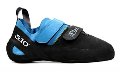 Five Ten Men's Rogue VCS Climbing Shoe,Neon Blue/Charcoal,8 M US